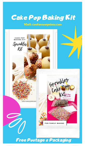 Sprinkles Cake Pop Kit