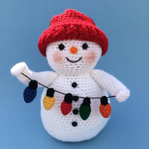 12 Days of Christmas Crochet and Craft