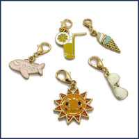 Fun in the Sun Stitch Marker Set