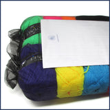 yarn kit for neon crochet blanket