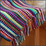 Lucky Dip Crochet Blanket Pattern