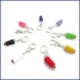 Mini Pencils Stitch Marker Set