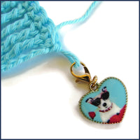Pet Club Stitch Marker Set