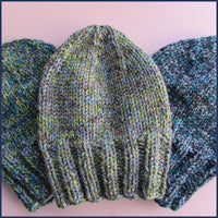 Power of Four hat - Free knitting pattern