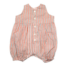 Load image into Gallery viewer, Romper - Pink Stripe