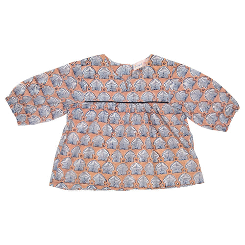 Popover Top - Blue Shells