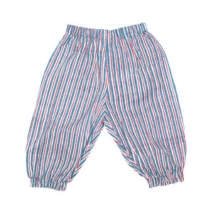 Trousers - Blue Stripe