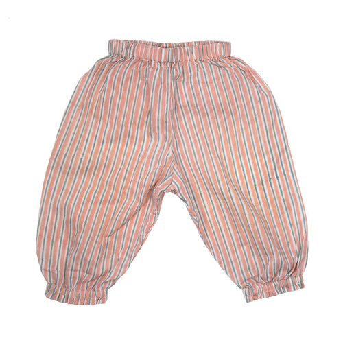 Trousers - Pink Stripe