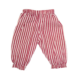 Trousers - Red Stripe