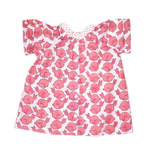 Load image into Gallery viewer, Pink Bunny Blouse