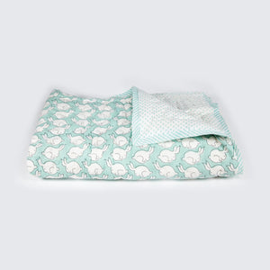 Baby Quilt - Bunny