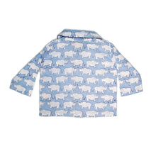Load image into Gallery viewer, Pyjamas - Rhinos, Blue