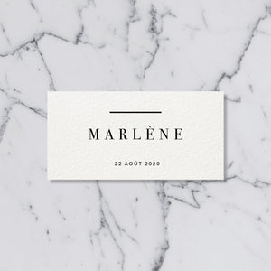 Marque place - Modern Love - SEVEN PAPER