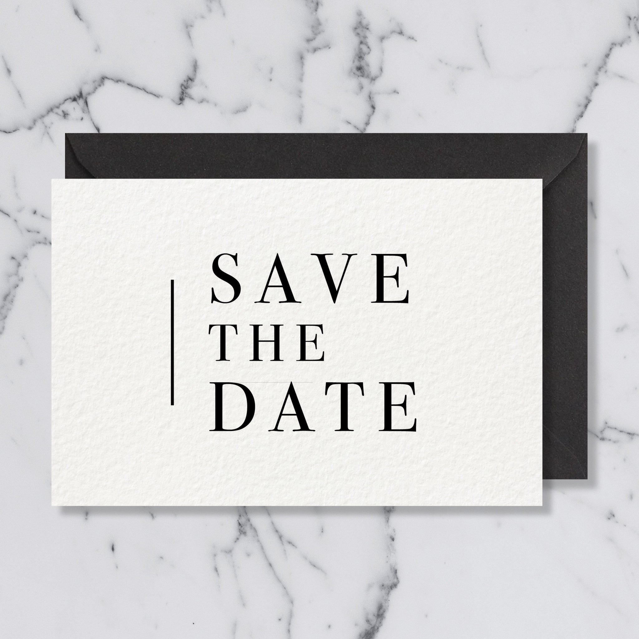 Save the date - Modern Love - SEVEN PAPER