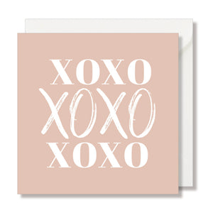 "CARTE DE VŒUX ""STAY POSITIVE"" - SEVEN PAPER"