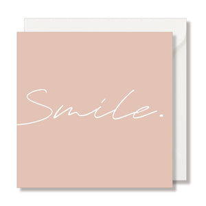 "CARTE DE VŒUX ""HAPPILY EVER AFTER"" BLEU CLAIR - SEVEN PAPER"