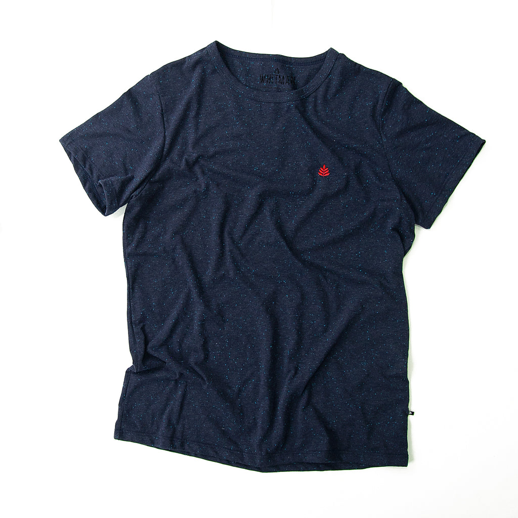 T-Shirt Wells azul
