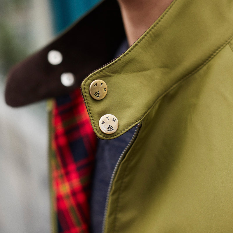 Chaqueta New Harrington