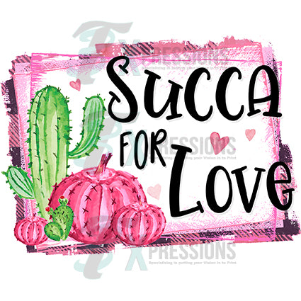 Succa for Love - bling3t