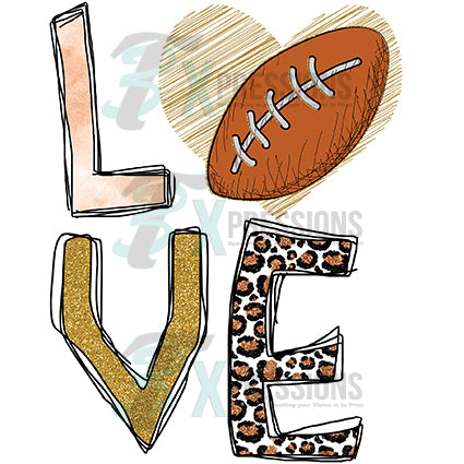 Love Football - bling3t