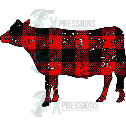 Buffalo plaid heifer - bling3t