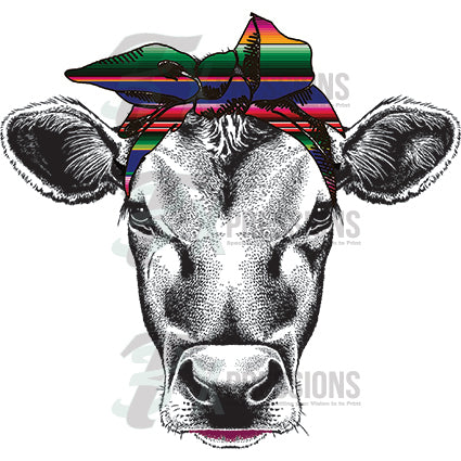 Cow- Serape - bling3t