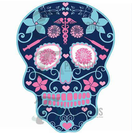 Nurse Sugar skull - bling3t