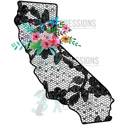 california lace - bling3t