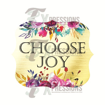 Choose Joy - bling3t