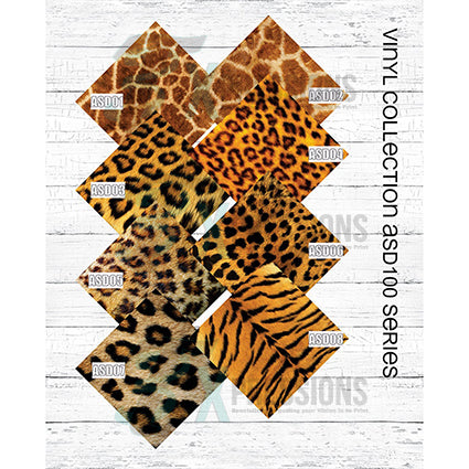Animal Print Vinyl Patterns - bling3t