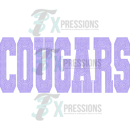 COUGARS - bling3t