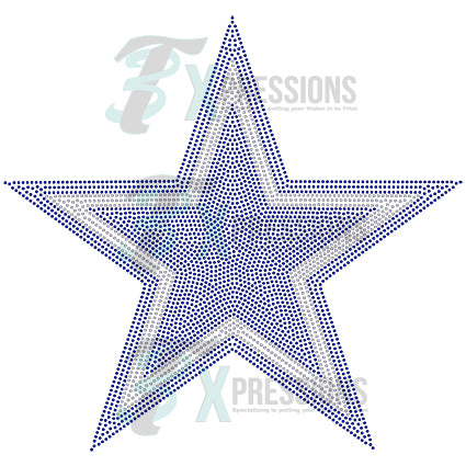 COWBOYS STAR - bling3t