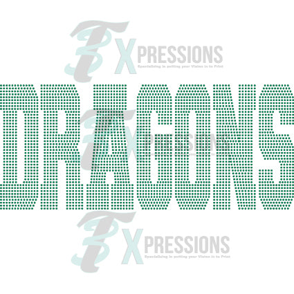 DRAGONS - bling3t