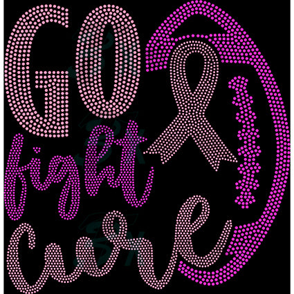 Go Fight Cure - bling3t
