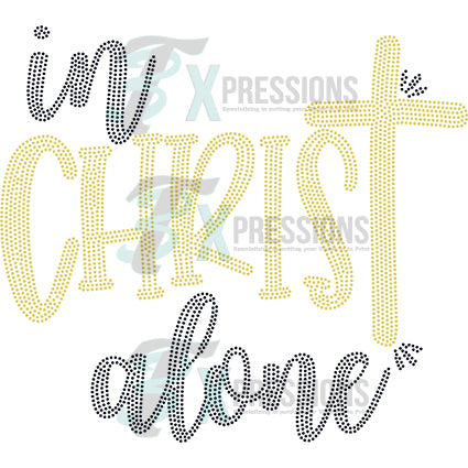 In Christ Alone - Bling3t
