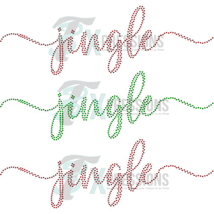 JINGLE JINGLE - bling3t