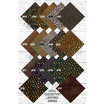 Leopard Vinyl Patterns - bling3t