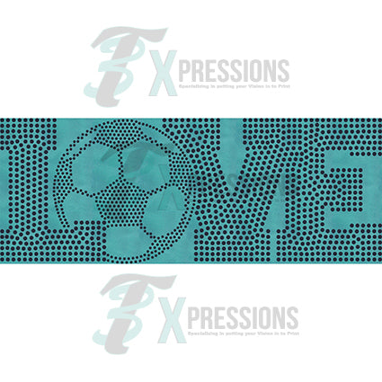 Love Soccer - bling3t