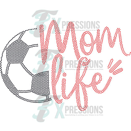 SOCCER MOM - bling3t