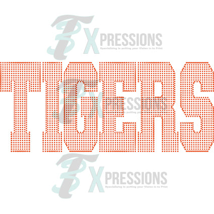 TIGERS - bling3t