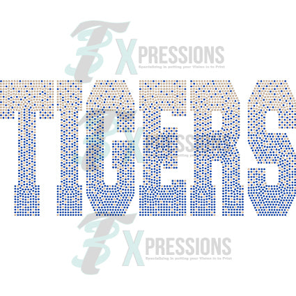TIGERS OMBRE - bling3t
