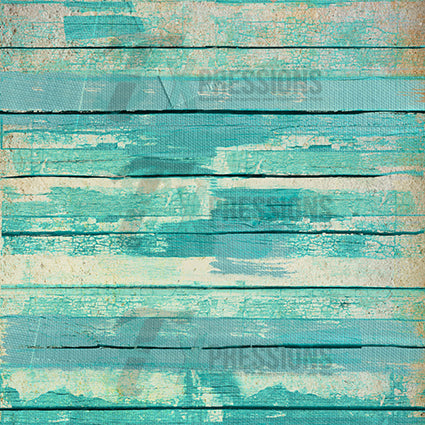 Turqouise Distressed Wood backdrop