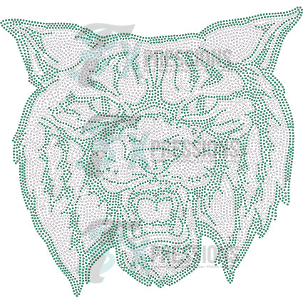 WILDCAT MASCOT - bling3t