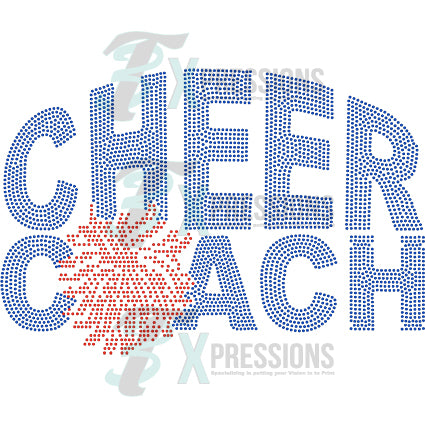 cheer coach pompom - bling3t