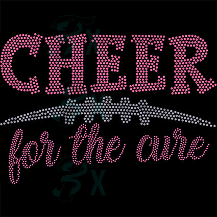 cheer for the cure - bling3t