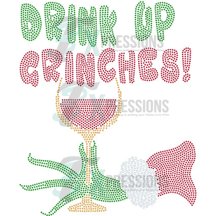 drink up grinches - bling3t