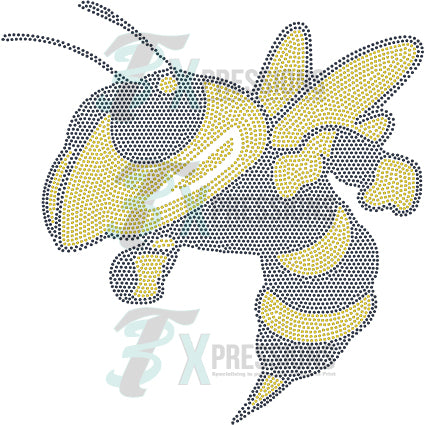Yellow jacket / hornet - bling3t