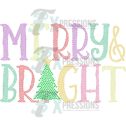 merry and bright - bling3t