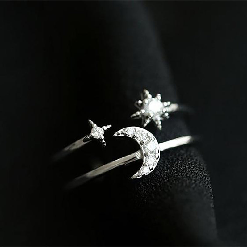 Cute Trending Simple Minimalist Fashion Ring Promise Engagement Wedding Rings - www.Jewolite.com #rings Edit alt text  Edit alt text