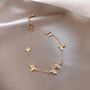 Cute Butterfly Chain Bracelet Fashion Jewelry for Women - www.Jewolite.com #bracelet  Edit alt text